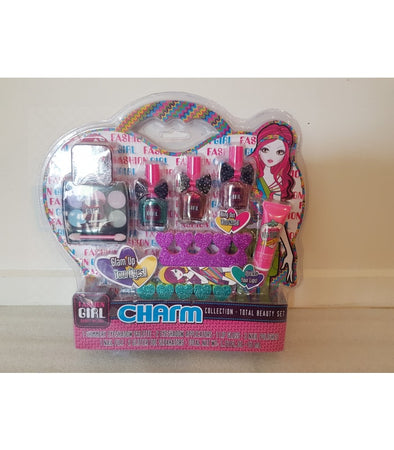 Fashion Girl Beauty World Charm - Total Beauty Set - Elea Toys