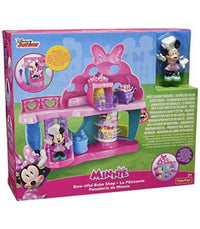 Minnie Bow-tiful Bake Shop - Elea Toys