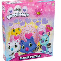 Hatchimals Floor Puzzle 46 Pcs