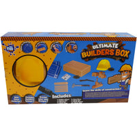 Ultimate Builders Box Pretend Play Tool Set - Elea Toys