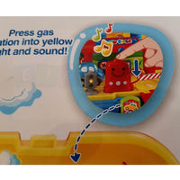 Induction Function Kids Fun Educational   Gas Station Toy Box With Music And Light