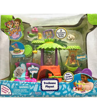 Jungle in my Pocket - Treehouse Playset - Elea Toys