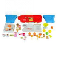 Kids Realistic Mini Market With Accessories