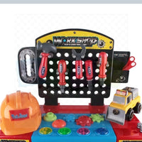 Kids Workshop Pretend Play Set