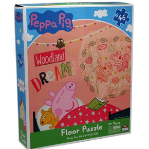 Peppa Pig Floor Puzzle 46 Pcs