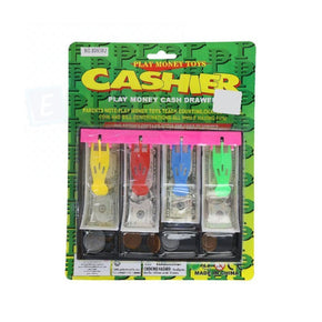 Play Money|Cash Drawer Pretend Shopping - Free Shipping Au