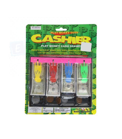 Play Money|Cash Drawer Pretend Play Shopping - FREE SHIPPING AU - Elea Toys