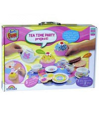 Pretend Play tea Time Party Project! Funky Fun - Elea Toys