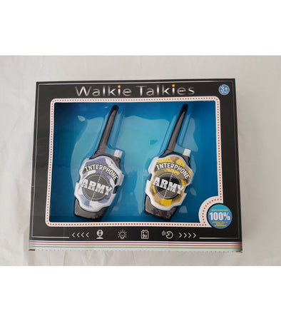 Walkie Talkies Pretend Play Army Interphone - Elea Toys