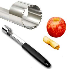 Apple Corer Stainless Steel Pear Fruit Vegetable Core Seed Remover Cutter Kitchen Gadgets Tools