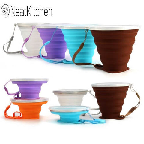 Foldable Snack Cup