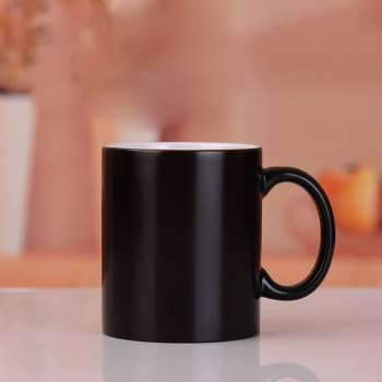 DIY Photo Magic Color Changing Mug,custom your photo on Tea cup,unique Ceramic Coffee Cup best gift for friends
