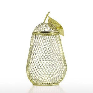 Golden Pear Wine Cork Holder