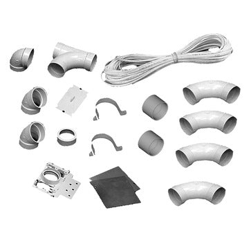 WALL OUTLET KIT - 1 POINT