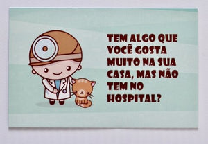 Conversinha no Hospital