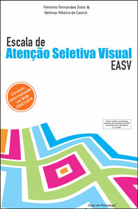 EASV - Escala de Atenção Seletiva Visual (Kit)