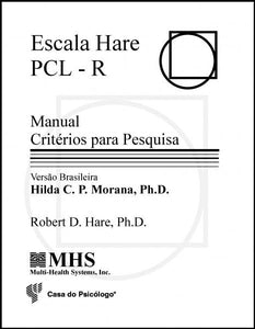 Escala Hare PCL-R (Kit)