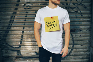 Do Not Disturb Short Sleeve T-Shirt - GET FRESH MARKETPLACE