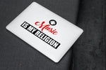 Music Is My Religion Laptop Skin/Decal - GET FRESH MARKETPLACE