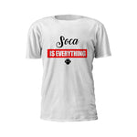 Soca is Everything Short Sleeve T-Shirt - GET FRESH MARKETPLACE