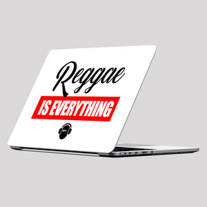 Reggae Is Everything Laptop Skin/Decal - GET FRESH MARKETPLACE