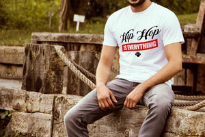 Hip Hip is Everything Short Sleeve T-Shirt - GET FRESH MARKETPLACE