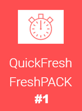 QuickFresh FreshPACK #1 - GET FRESH MARKETPLACE