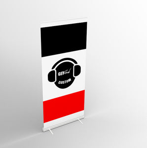 Retractable / Pull-Up Banner Set - GET FRESH MARKETPLACE