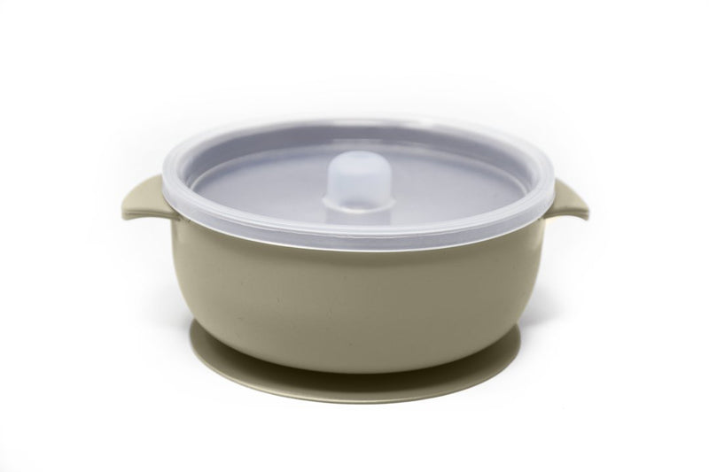 Baby Bowl| Suction Bowl| Meadow
