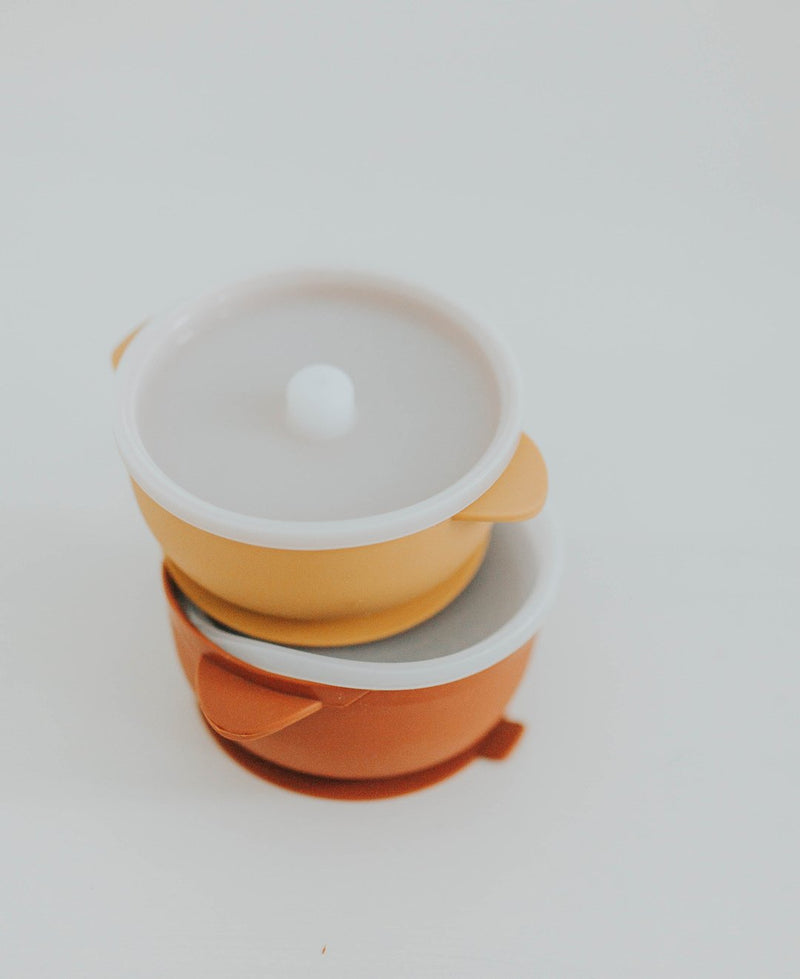 Baby Bowl| Suction Bowl| Ginger