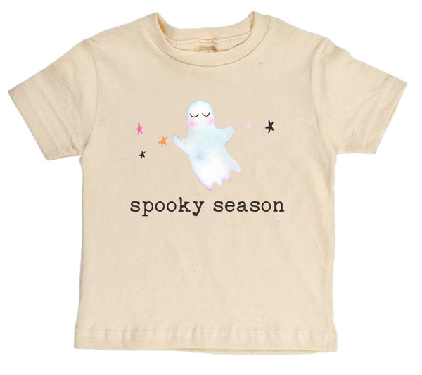 """Spooky Season"" Short Sleeve Organic Tee"