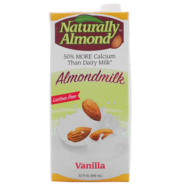 LECHE VEGETAL NATURALLY ALMOND