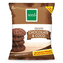 GALLETAS CHOCOLATE & COCO SEED BIOLAND