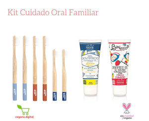 KIT CUIDADO ORAL FAMILIAR