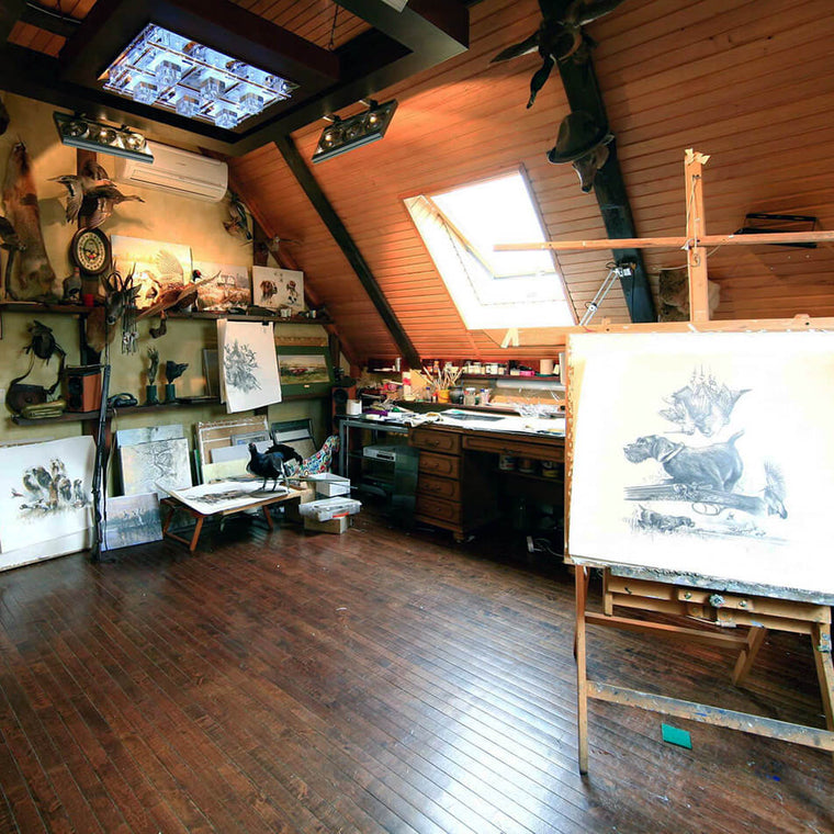 Siurha Art room