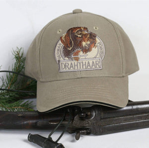 "Hunter's cap ""Deutsch drahthaar"""