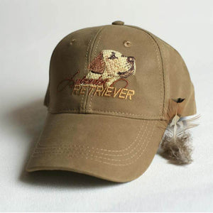 "Hunters hat ""Labrador Retriever"" olive"
