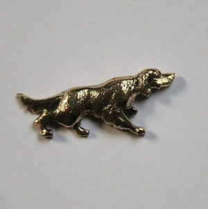 "Bronze Pin ""Irish Setter"""