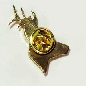 "Bronze pin ""Roe Deer"""