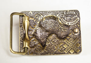 "Buckle ""Deutsch drahthaar"""