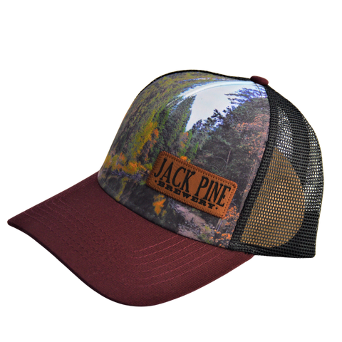 Sublimated Pine Hat