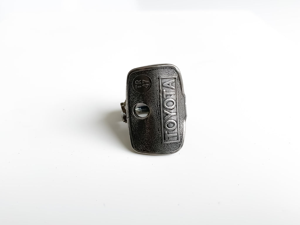 'Toyota Text' JoJo Ring