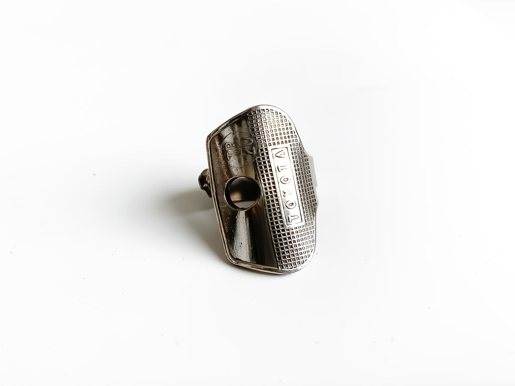 Large 'Toyota Checkered' JoJo Rings
