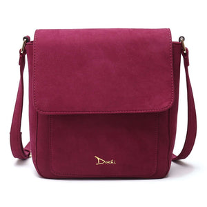Doshi Portrait Suede Bag - Vegan/Handbag