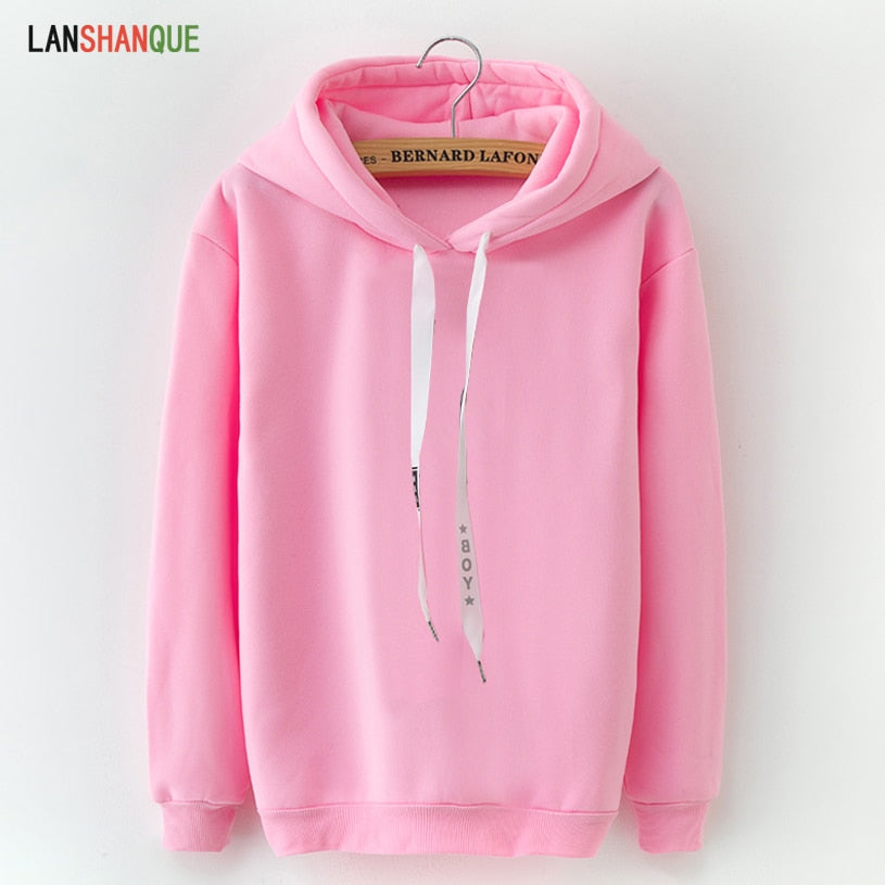 Hoodies Women  Long Sleeve