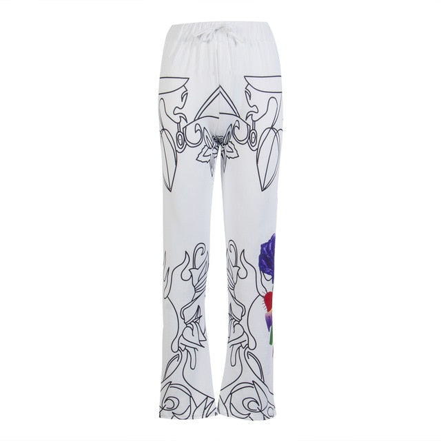 2019  Fashion Brand  Women Casual harem pants