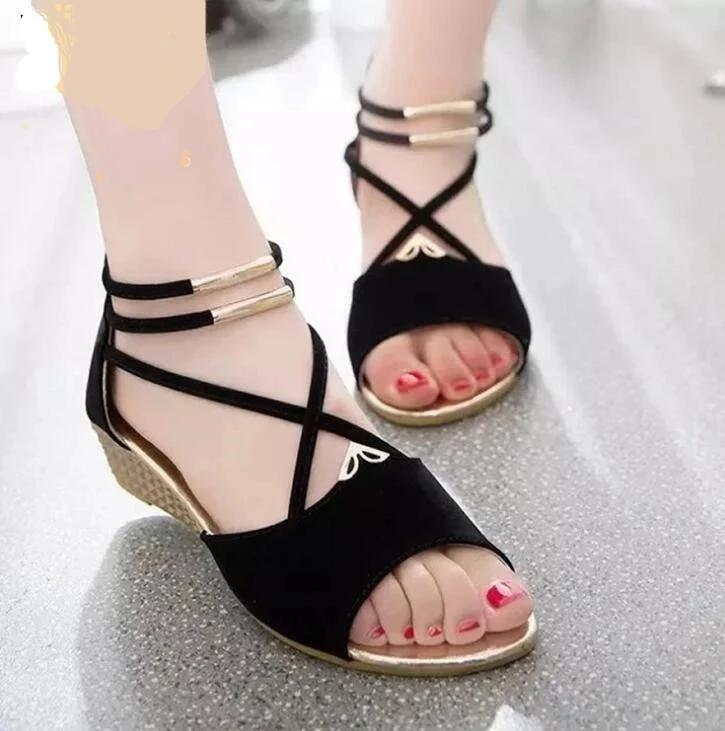 2019 fashionable Women's  sandals