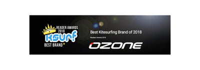 OZONE takes BEST BRAND AWARD 2018