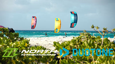 North Kiteboarding transition to Duotone read the full story