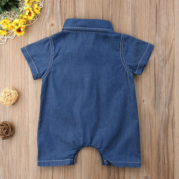 Jax Denim Jumpsuit